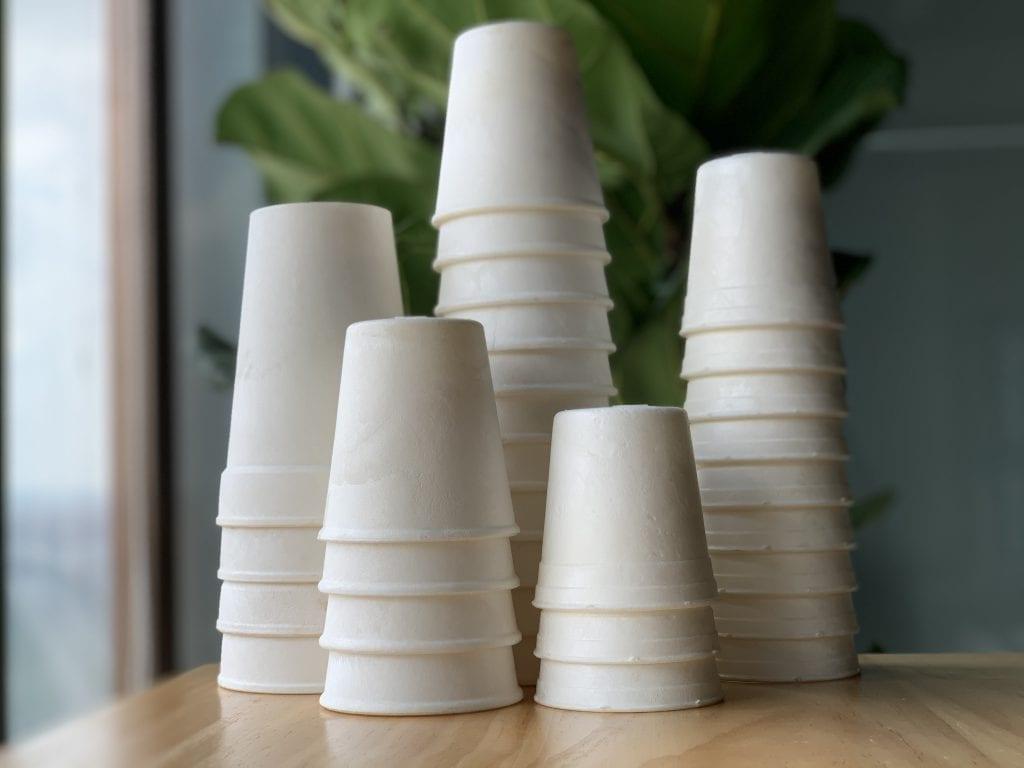 cornstarch tableware